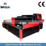 CE supply sheet metal fiber laser cutting machine/mild steel iron fiber laser cutting mahcine/sheet metal laser cutter yag 500