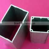 Standard size extruded aluminum profile for tent (aluminum tent pole, aluminum extruded profile)