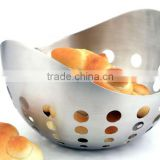 STAINLESS STEEL BREAD BASKET(FEAST)