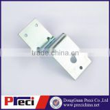 Stamping metal z bracket with colorful zinc plated                                                                         Quality Choice