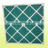 G3 Paper frame pleated air filter for furnace
