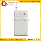 Wireless Door/Window Vibration Sensor for Burglar Alarm System
