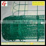 Decorative Garden Border Fence/PVC Coated Green Garden Wire Mesh Fence