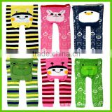 2014 New Design High Waist Baby Pants / European Style Fashion Baby Pants