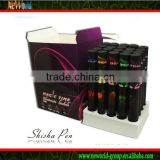 2013 Christms gift disposable e-cigarette shisha time pens electronic shisha e hookah pen up to 500 Puffs E hookah e shisha pen