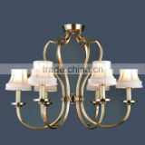 good quality brass pendant lamp classical for restaurant