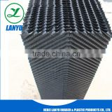 PVC Oblique Cooling Tower Fills Infill, PVC Cooling Tower Fill packing