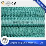 15years wire mesh making experience widely use high security pvc coated chain link fence