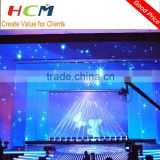 Outdoor/ indoor led screen smd led display outdoor panel price/led display screen music concert stage