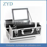 Make up Necessity Aluminum Cosmetic Beauty Product Display Case Unique Makeup Bags ZYD-HZ101012