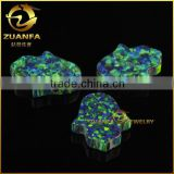 hot sell Australia synthetic opal stone price fire opal beads