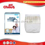 Soft thick adult diapers in bulk for elderly people