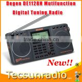 Wholesale Degen DE1128H Multifunction Digital Tuning Repeat Full-band Radio New Product