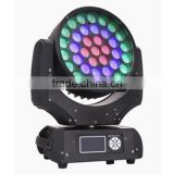 zoom led moving head wash light with moving head light and led beam moving head light LED Wash XP-600