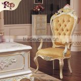 Rococo Style dining chair-classic French antique dining room furniture                                                                         Quality Choice