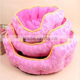 Factory wholesale cheap orthopedic dog bed pet dog bed
