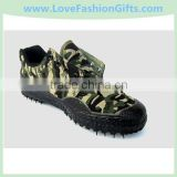 Liberation shoes safety shoes wear-resistant slip-resistant work shoes military training shoes plus size outdoor Camouflage