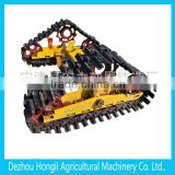 steel crawler, crawler, track, crawler belt, agricultural machinery parts, crawler chassis, crawler chassis, chassis