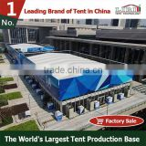 Amazing Beautiful 20m Two Floor Tent with Thermal Insulation Roof for Exhibition Hall