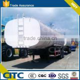 CITC asphalt tanker semi trailer truck (automatic heating system and pump) with low price