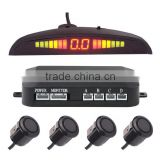 Rear View LED Disply Reverse Parking Sensors for Cars