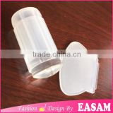 white nail stamper set,hot clear nail stamper can see stamping image made in china