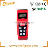 Professional Digital Laser Meter Distance Area Volume 40M (131ft) Range +/-2mm Accuracy with bubble spirit level tool