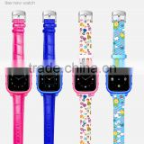 gift wrist watch phone phone number locator location tracking children senior gps mobile phone