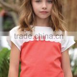 Koya factory wholesale baby girls tops comfortable girls tops fashionable girls tops clothes