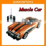 INquiry about Classic Muscle Car! 4CH 1:8 Scale Rc Cars