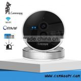 Camnoopy 720P 1.0MP, H.264, Cube wireless IP camera Onvif wifi camera