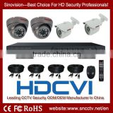 China Factory Dahua HDCVI 720P/960P 4CH/8CH CCTV DVR KIT