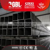 High Quailty Best Price Q195~Q345 Hot Rolled Black MS Square Steel Pipe Weight