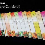 Nail Care Cuticle Oil/Cuticle Revitalizer Oil Pen/Nail Art Care Treatment 14 taste