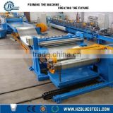 Manufacturer Factory High Speed economical Steel Rolled Coil Slitting Line With Recoiler And Rewinder