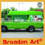 decoration of the building external wall car sticker