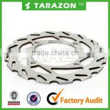 Front Rear ATV Quad Stainless Steel Brake Disc Disk Rotor For ARCTIC CAT 550 700 1000 2014