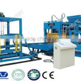 building automatic concrete kerbing types of face bricks machine
