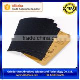 9x11 Silicon Carbide Waterproof Abrasive Paper Sheets