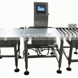 Industrial Check Weigher with Contactless Laser or Ink Jet Printer