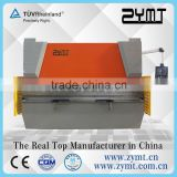metal bending carbon steel plate hydraulic folder aluminum bending machine with metal folding bending machine