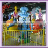 ALI BROTHER amusement prrk ride for kids ocean walking