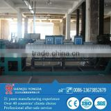 Electric power induction heating post weld heat treatment machine for pipe
