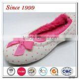 good qualtity soft indoor ballet slipper for girls