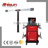 launch tlt440w wheel alignment 4 post car lift for sale