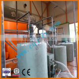 ZSA-5 waste motor oil vacuum distillation to base oil equipment