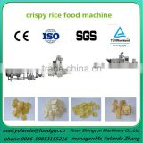 Biscuit crispy rice food corn snacks production line plant