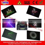 SD card RGB animation laser light outdoor christmas lighting