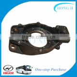 Bus brake system cast iron rear brake bottom plate brake base plate