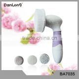 4 In 1 Beauty Machine Facial Brush Cleanser Facial Cleansing Brush , Wholesale Facial Brushes